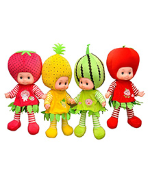 Toyshine Rhymes Singing Doll (Colours And Designs May Vary) - Height 45 Cm