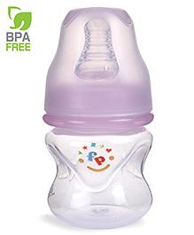 Fisher Price Ultra Care Regular Neck Polypropylene Feeding Bottle Pink - 60 Ml