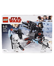 Lego Star Wars First Order Specialists Battle Building Set - 108 Pieces