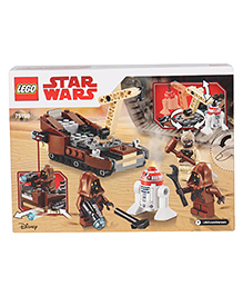 Lego Star Wars Tatooine Battle Pack Building Set - 97 Pieces