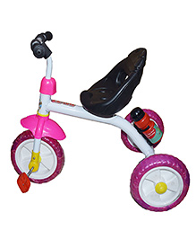 Bluday Tricycle With Bottle Carrier - Pink