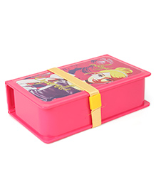 Disney Princess Lunch Box Cinderella Print Pink - 730 Ml