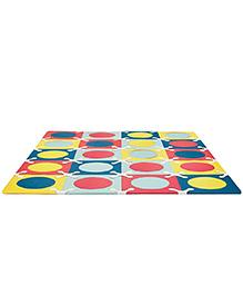 Skip Hop Playspot Foam Mat - Multicolour