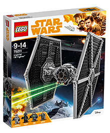 Lego Star Wars Imperial TIE Fighter Building Set - 519 Pieces