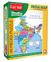 India Map Puzzle.Funskool India Map Puzzles Best Deals With Price Comparison Online