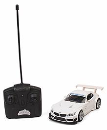 Mitashi Dash Die Cast BMW Z4 Remote Control Model Car - White