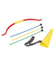 Ratnas Bow & Arrow Set - Multicolour