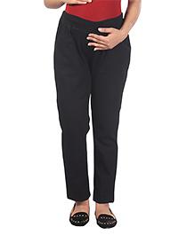 Kriti Underbelly Maternity Denim - Black