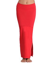 Clovia Saree Shapewear - Red