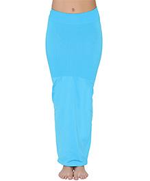 Clovia Saree Shapewear - Turquoise Blue