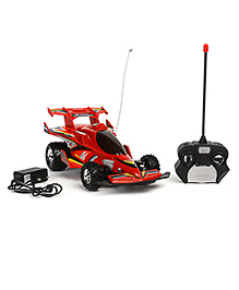 Dr. Toy Remote Control 3D Racing Car - Red