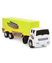 Dr. Toy Friction Container Truck Toy - Green