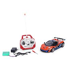 Dr. Toy Super Racing Remote Control Car - Orange