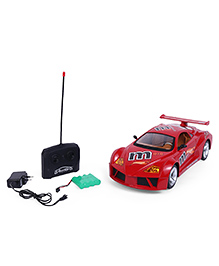 Dr.Toy Roadster Vogue Remote Control Car With Charger - Red