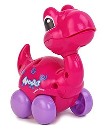 Dinosaur Shaped Wind Up Toy - Pink