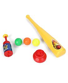 Virgo Toys Pop Up & Strike Baseball Set - Multicolor