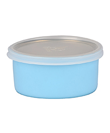 Falcon Dual Walled Stainless Steel Container - Blue