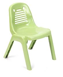 Plastic Baby Chair - Green
