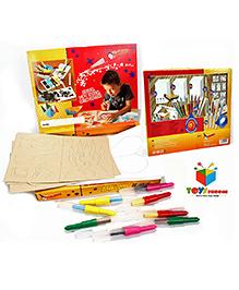 Toys Bhoomi Malinos Magic XL Color Blopens - Set Of 15