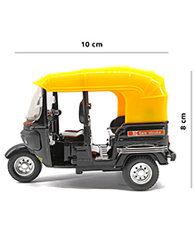 Emob Auto Rickshaw Model - Yellow Black