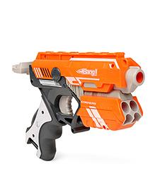 Mitashi Bang Woodpecker Toy Gun - Orange