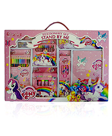 Party Propz Little Pony Stationary Kit - Pink