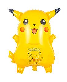 Party Propz Pokemon Foil Balloon - Yellow