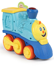 Hap-P-Kid My First Talking Train - Multicolour