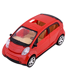 Curtis Toys Toy Car With Lights & Music - Red