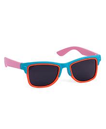 Babyhug Wayfarer Kids Sunglasses - Pink Blue