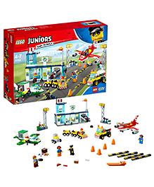 Lego City Central Airport Lego Set - Multicolour