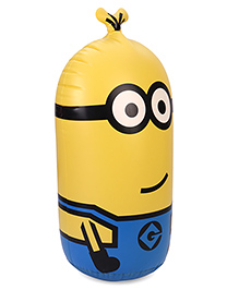 Minion Kevin Inflatable Hit Me Toy - Height 90 Cm