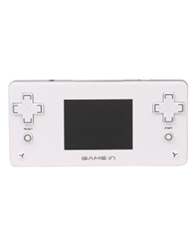Mitashi Gamein Pocketable Gaming Console - White