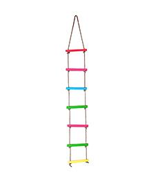 Skillofun - Rope Wooden Ladder 7 Dowels