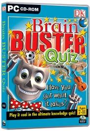 Future Books Brain Buster Quiz - PC CD ROM