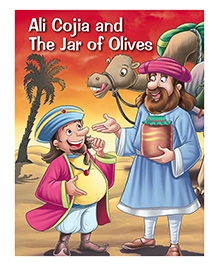 Pegasus Story Book Alicojia And The Jar Of Olives - English