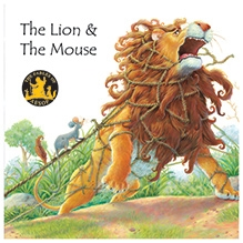 Macaw The The Lion And The Mouse Book - English
