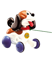 Tomy Funskool Sit N Walk Puppy