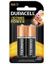 Duracell AA Batteries - Pack Of 2