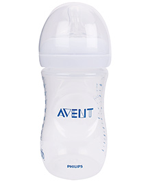 Avent Natural Baby Bottle - 260 Ml