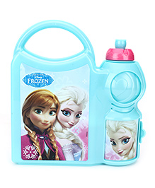 Disney Lunch Box And Water Bottle Set - Blue