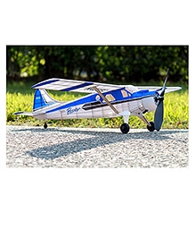 Guillow's DHC-2 Beaver Authentic Balsa Wood Flying Collectors Model