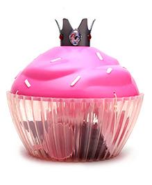 Disney Princess Royal Cupcake Tea Set Pink - 14 Pieces
