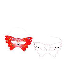 Funcart Sweet At One Princess Theme Eye Mask - Pack Of 6