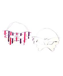 Funcart Sweet Treat Cupcake Pink Theme Eye Mask - Pack Of 6