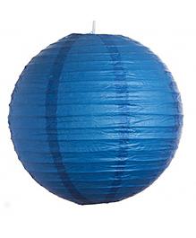 Funcart Silk Lantern - Royal Blue