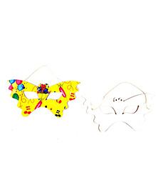 Funcart Colorful Balloons Theme Eye Mask - Pack Of 6