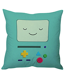 Stybuzz Video Game Cushion Cover - Green