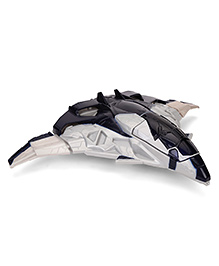 Marvel Cycle Blast Quinjet Black - 3 Inches