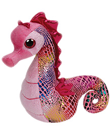 Jungly World Majestic Seahorse Reg Pink - 6 Inch